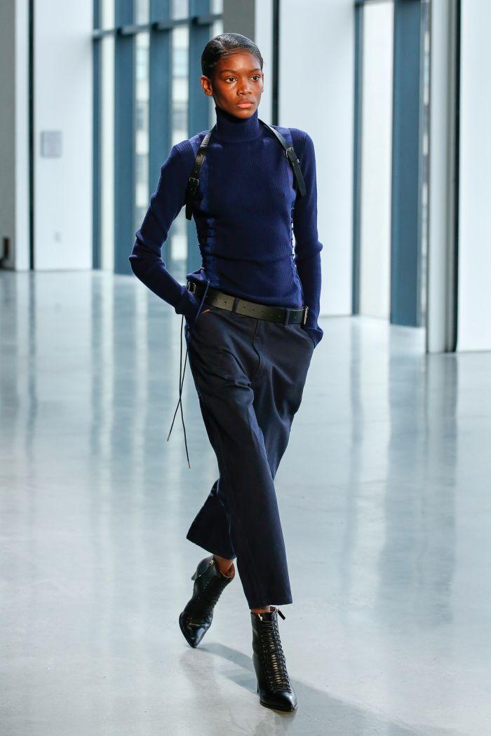 Модные женские брюки Dion Lee