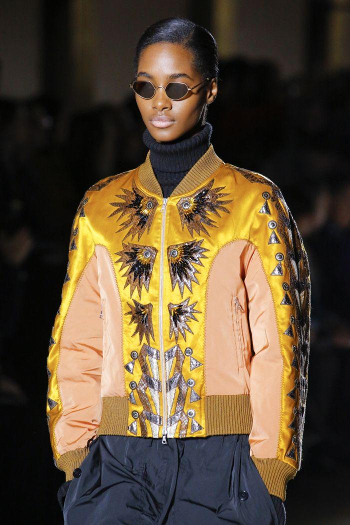 Модные куртки Dries Van Noten