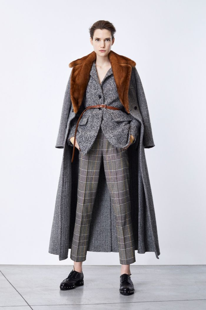 Модные женские брюки Ermanno Scervino