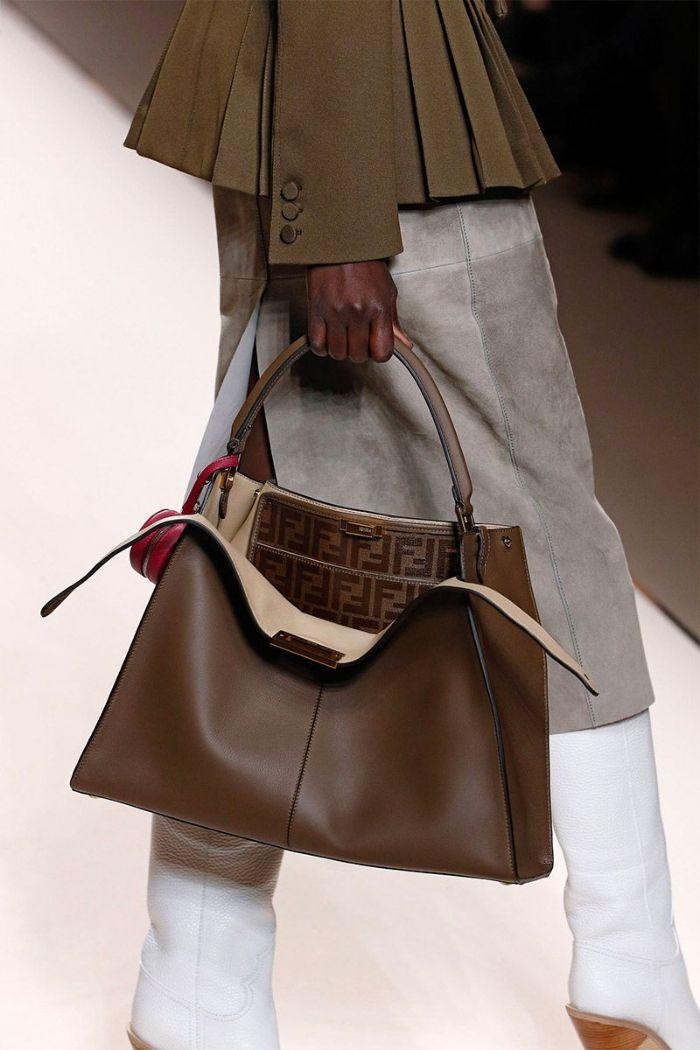 Модные сумки Fendi