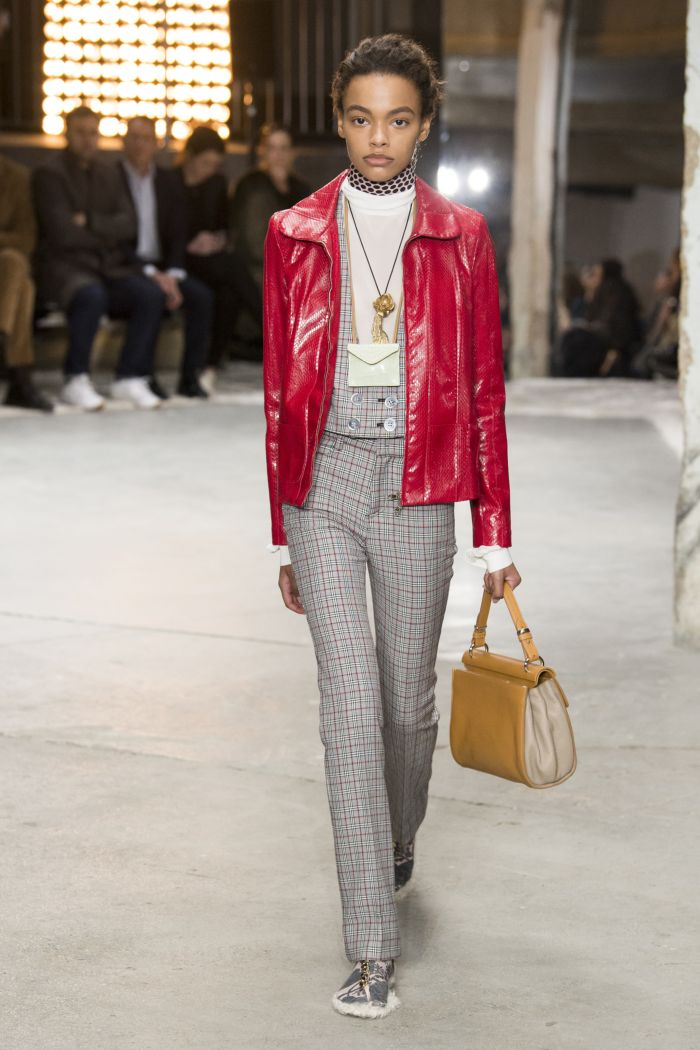 Модная куртка Giambattista Valli