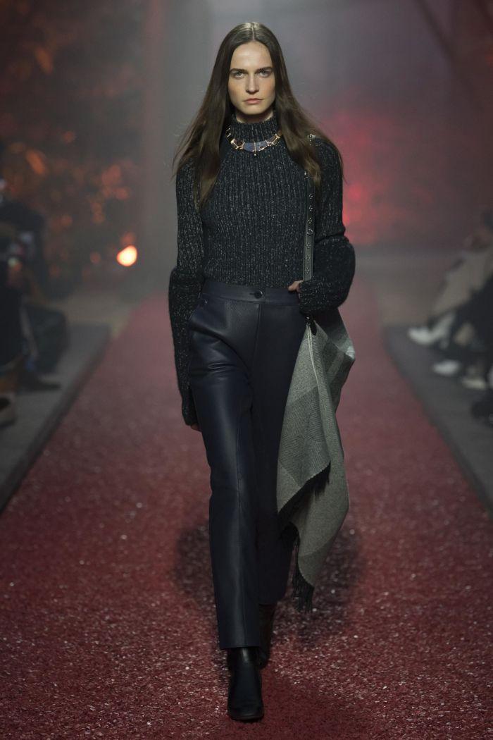 Модные брюки Hermès