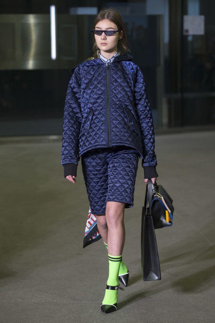 Модная куртка MSGM