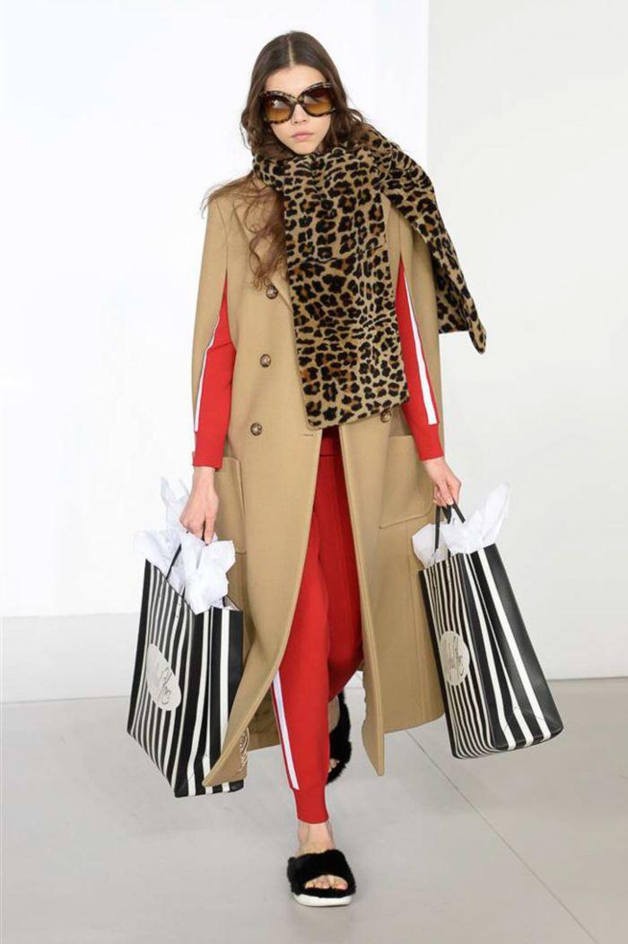 Модное пальто Michael Kors