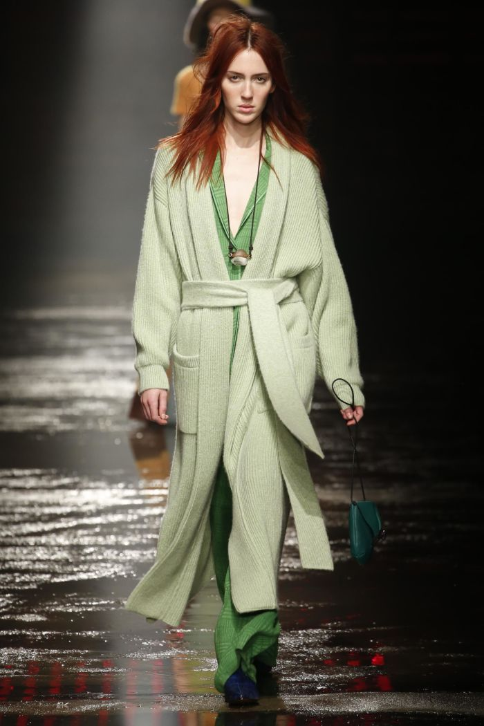 Модное пальто Missoni