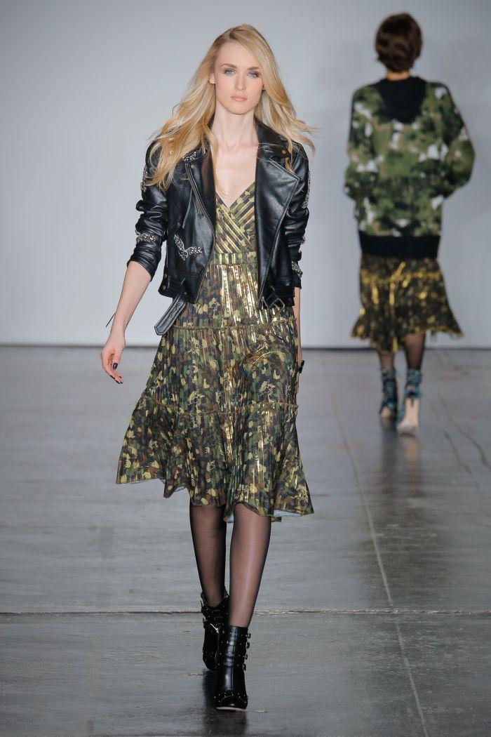 Модная куртка Nicole Miller