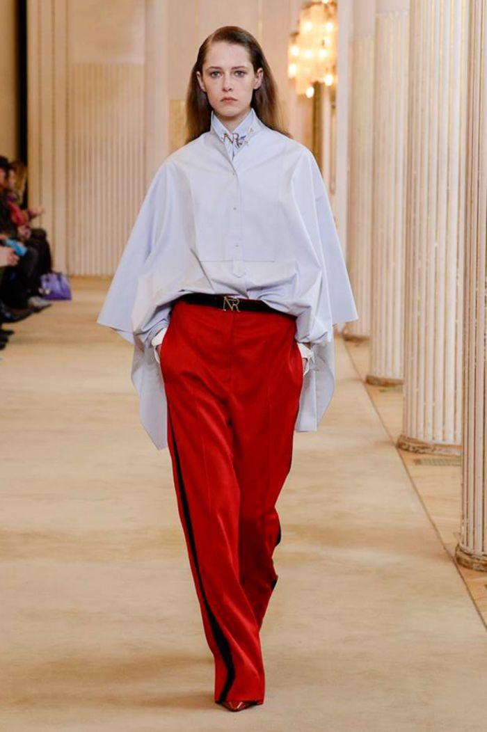Модные женские брюки Nina Ricci