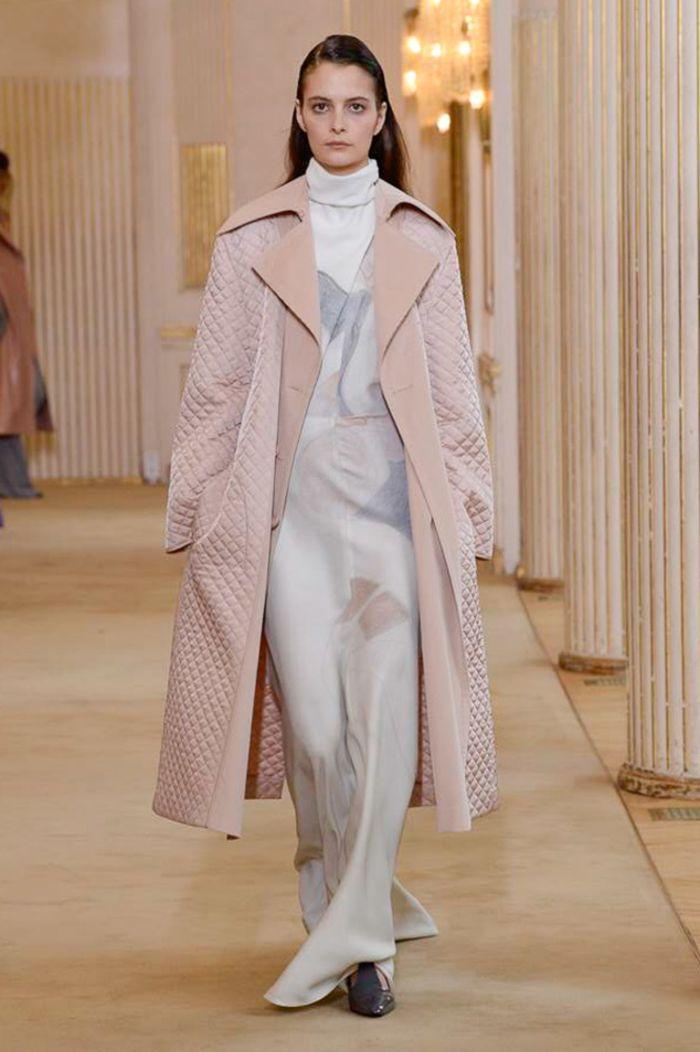 Модное пальто Nina Ricci