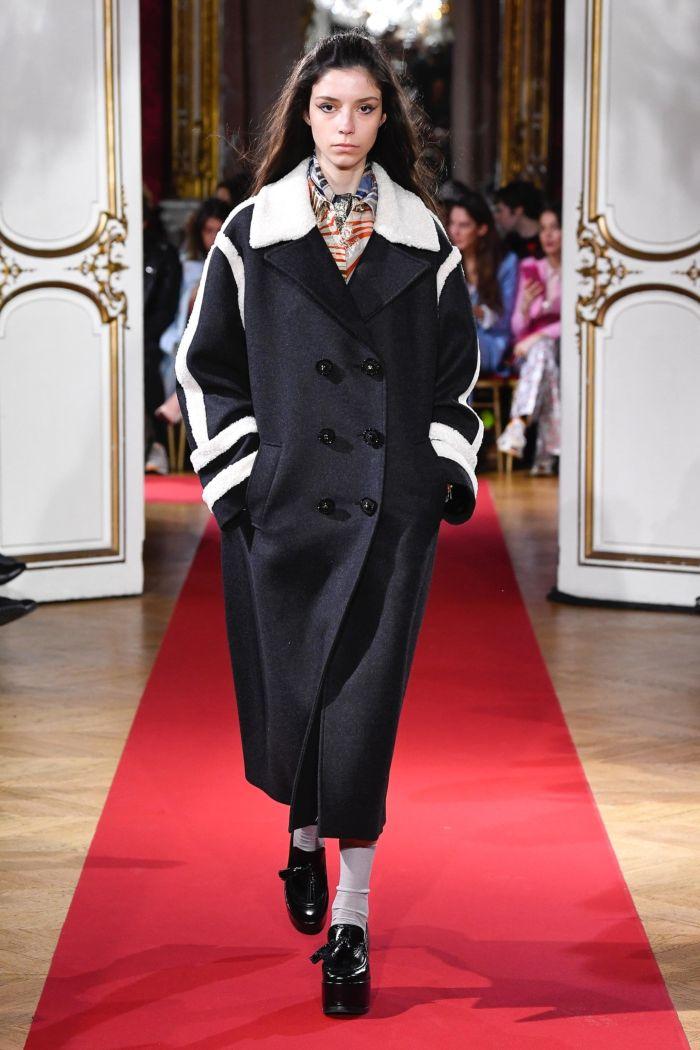 Модное пальто Paul & Joe