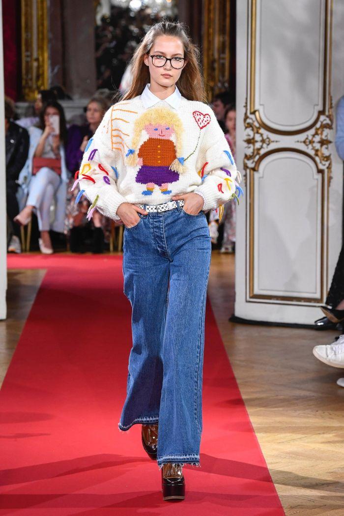 Модные женские джинсы Paul & Joe