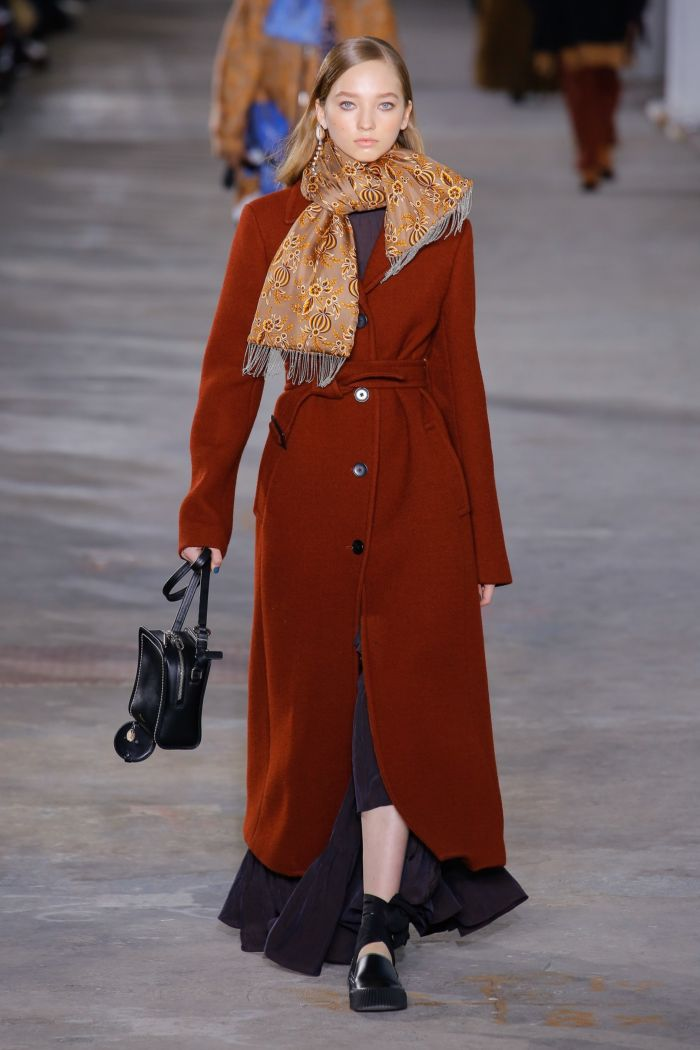 Модное пальто Phillip Lim