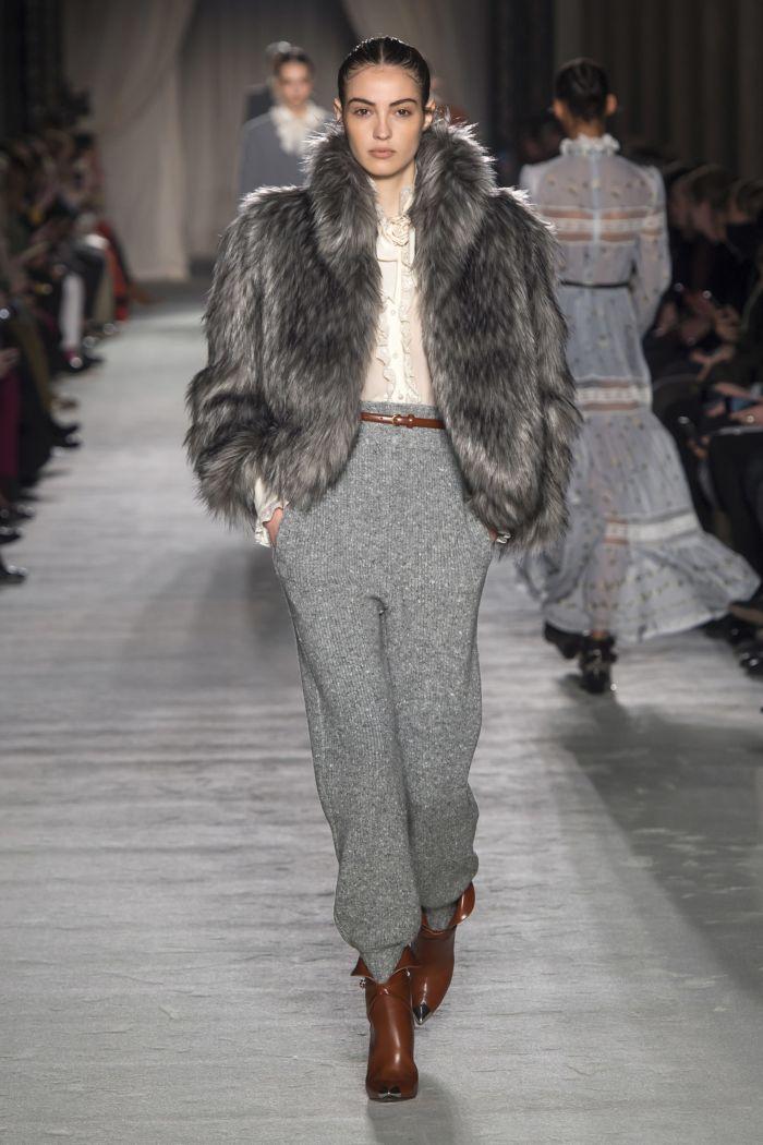 Модные женские брюки Philosophy di Lorenzo Serafini