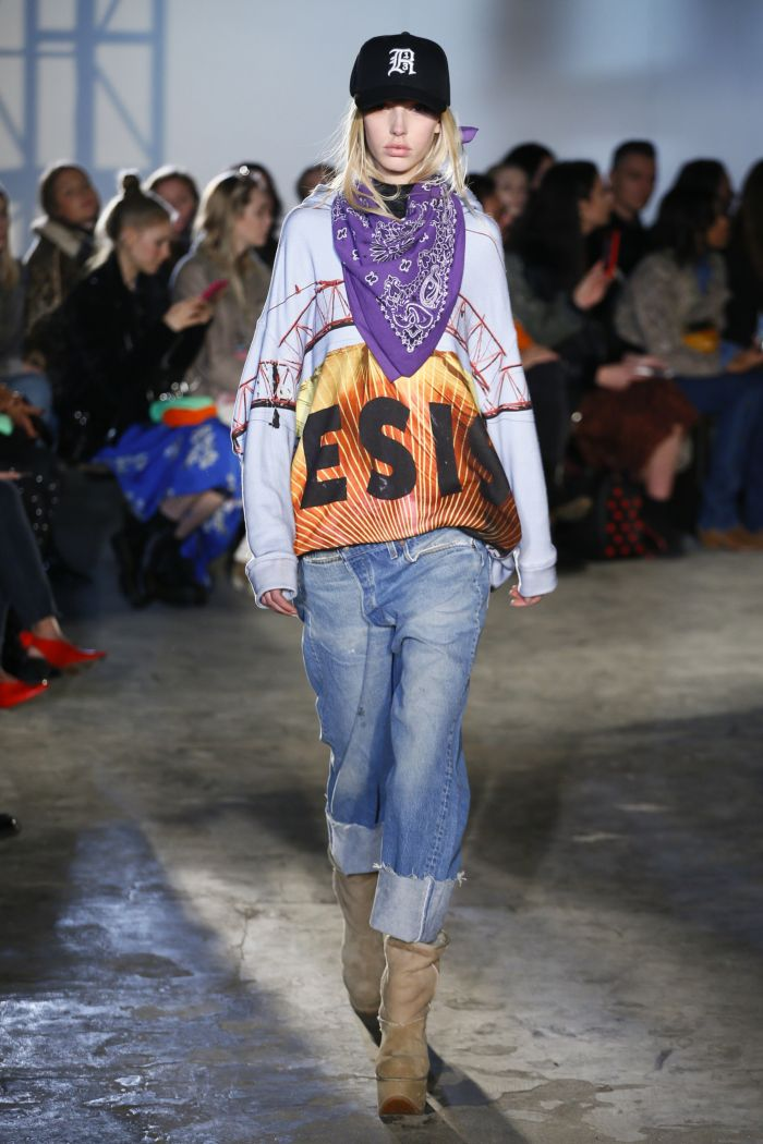 Модные женские джинсы R13