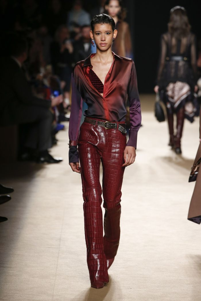 Модные женские брюки Roberto Cavalli