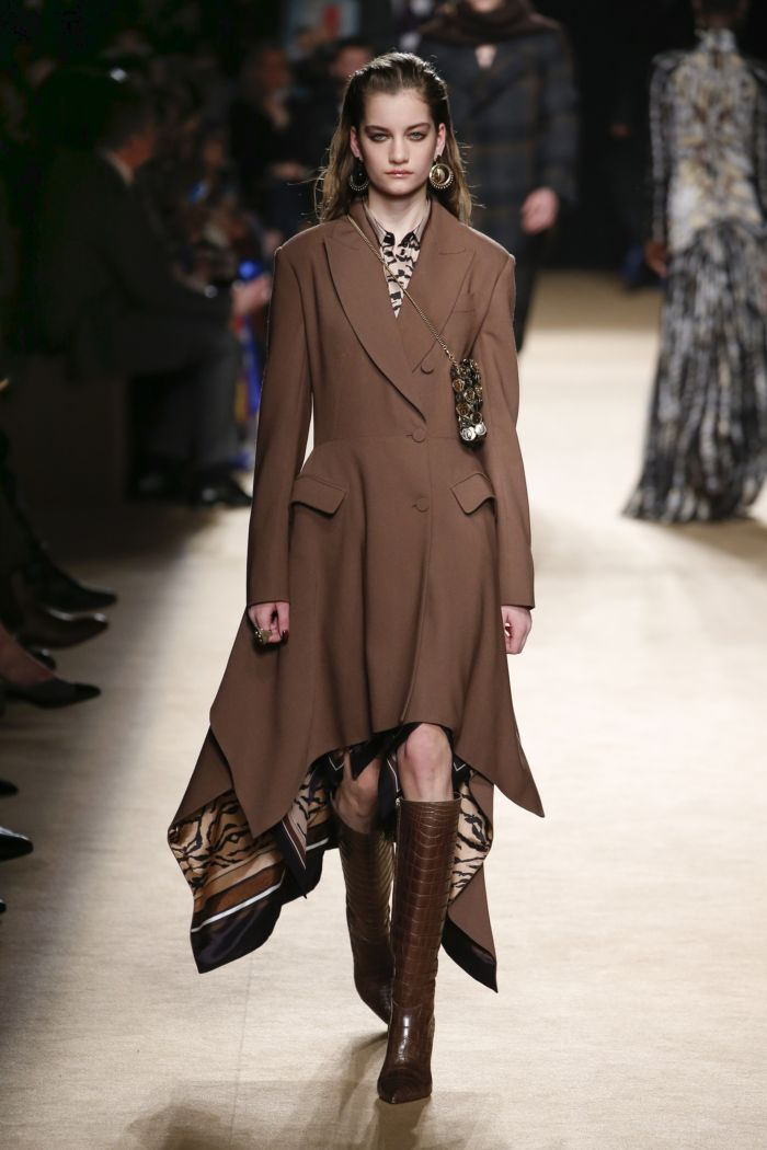 Модное пальто Roberto Cavalli