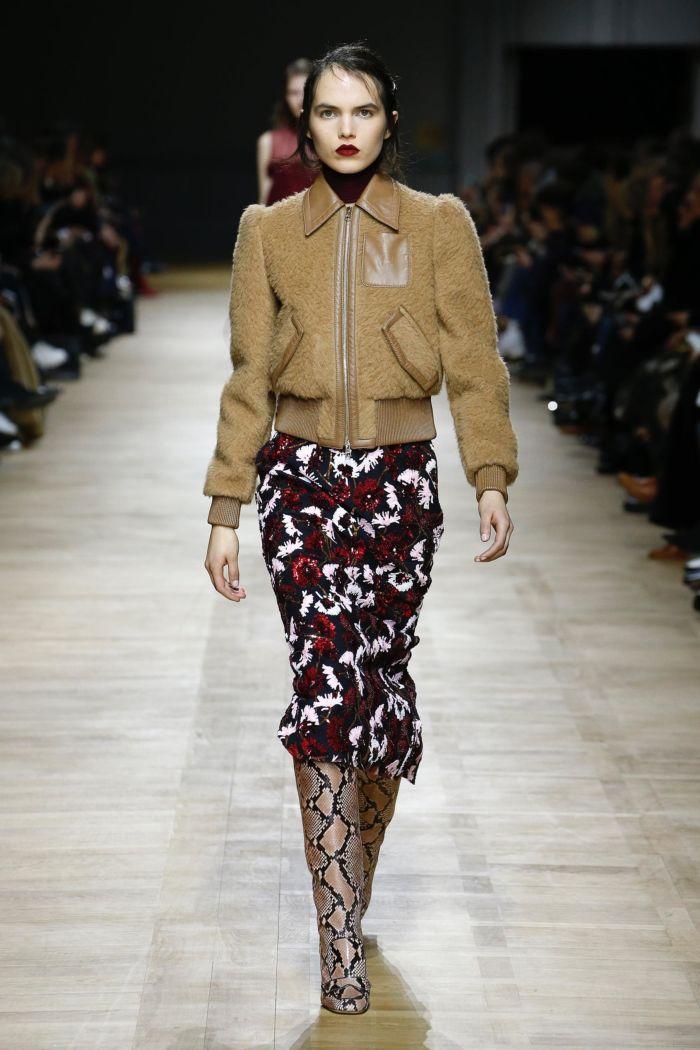 Модные куртки Rochas