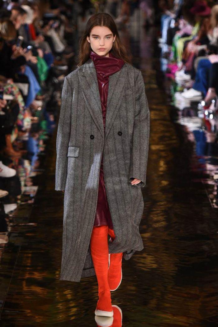 Модное пальто Stella McCartney