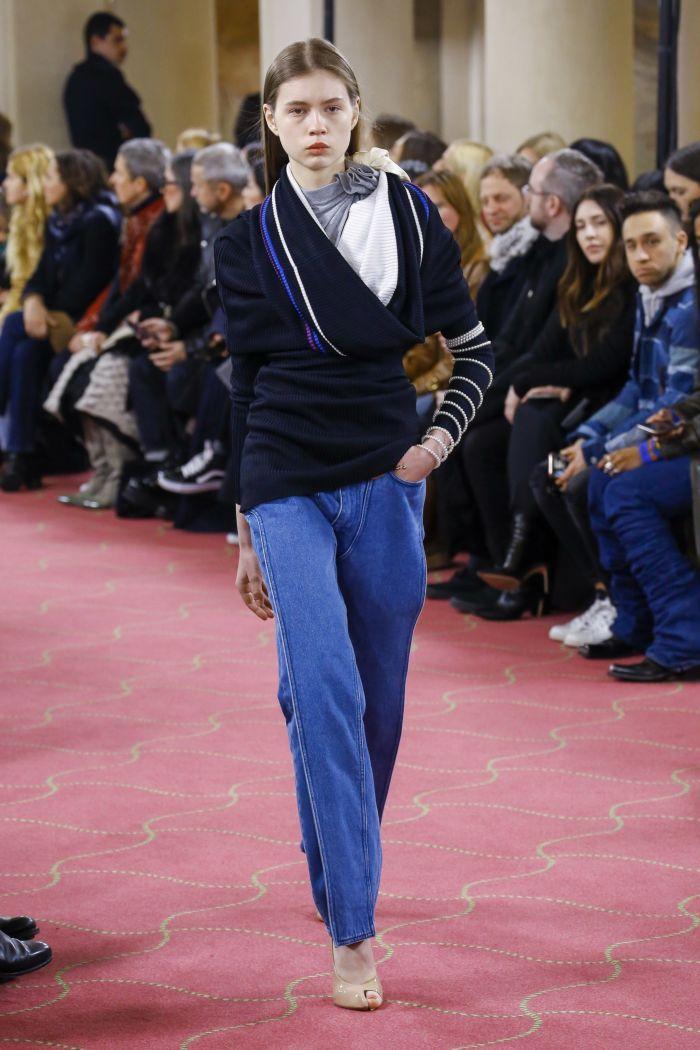 Модные женские джинсы Y Project