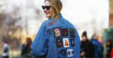 Модная джинсовая куртка: с чем носить