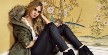 Модная зеленая куртка: с чем носить