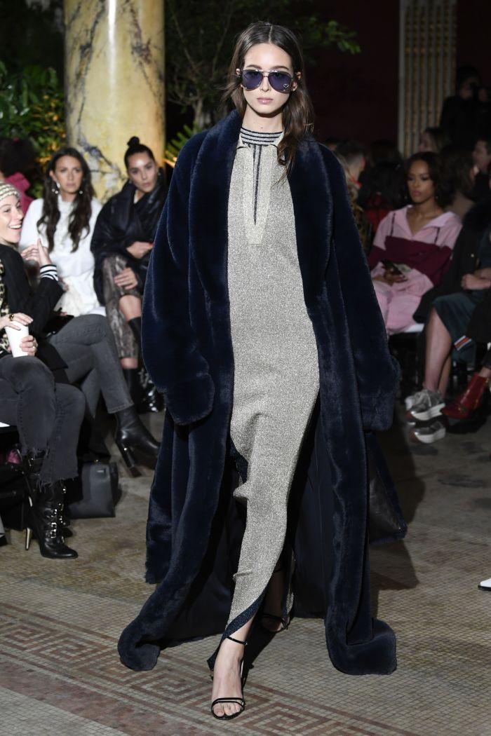 Модная шуба Juicy Couture
