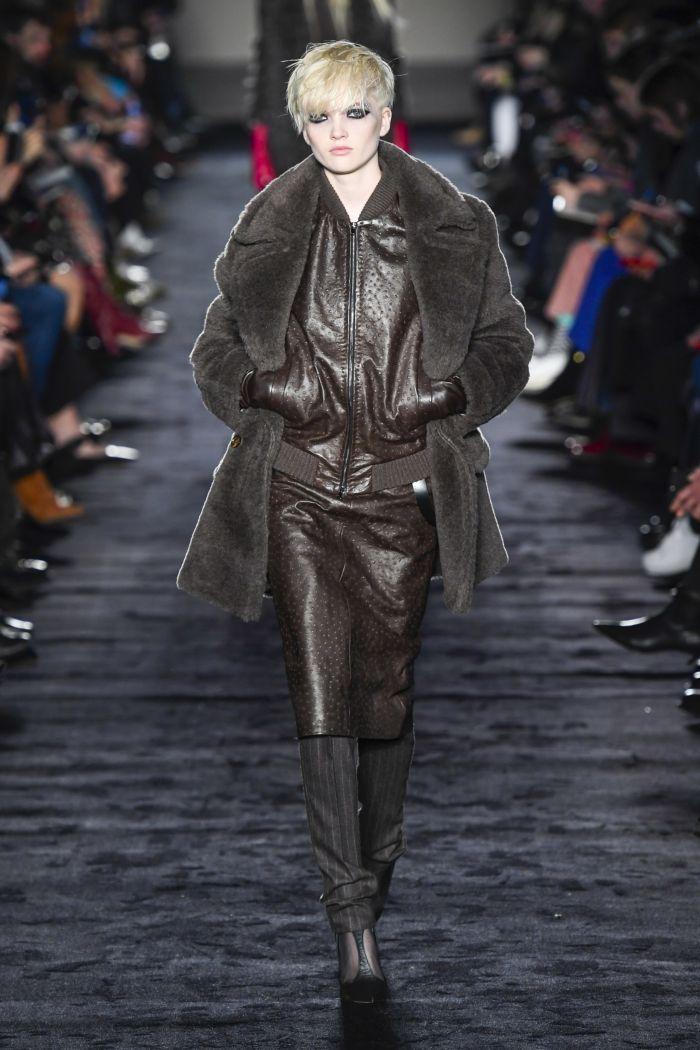 Модная шуба Max Mara