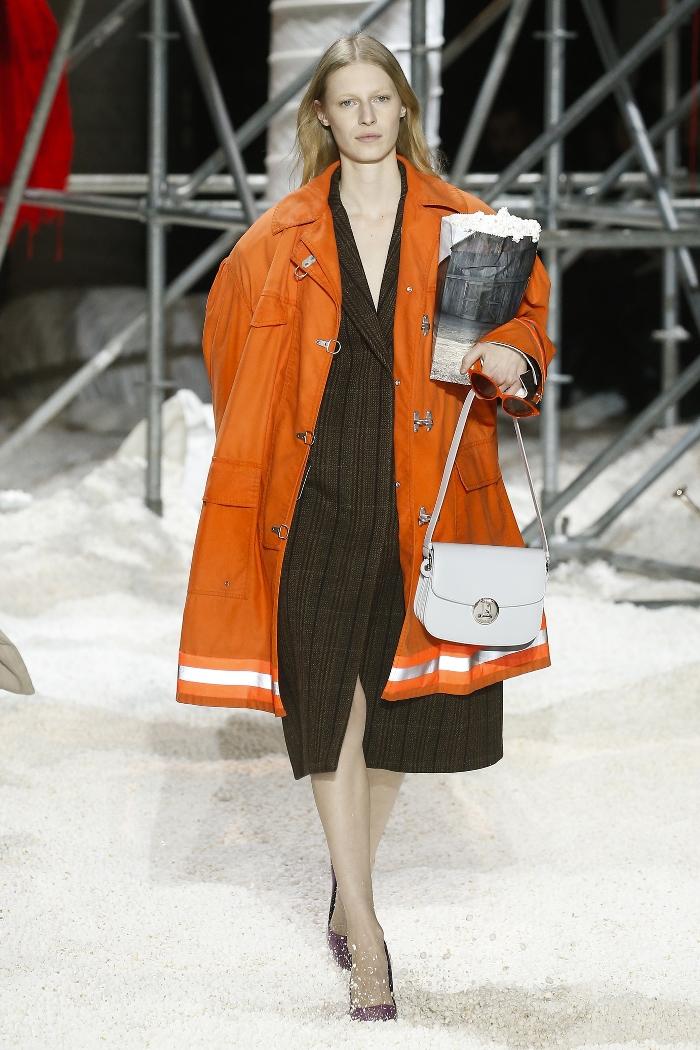 Женская куртка парка Calvin Klein