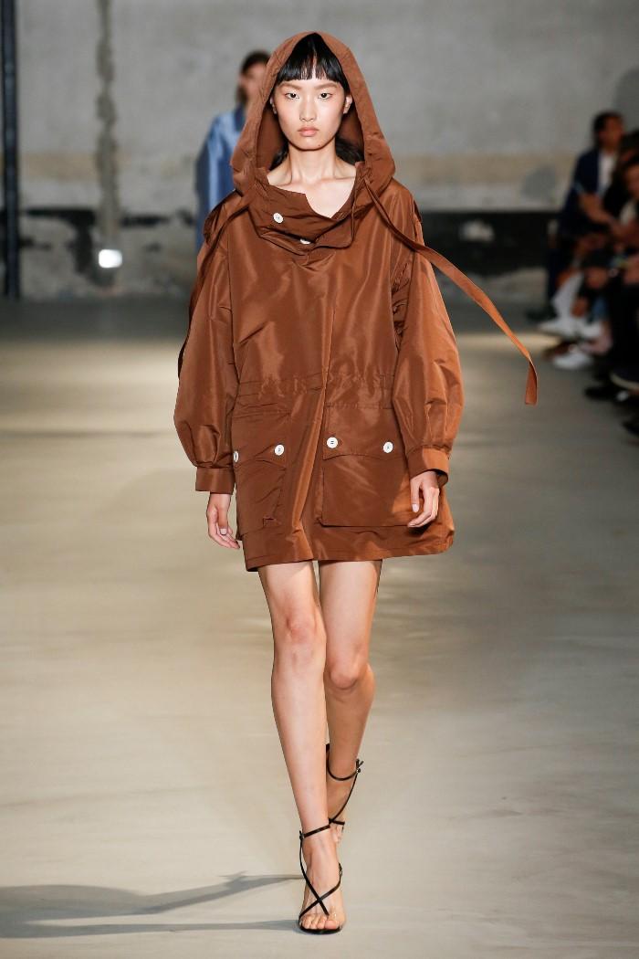 Женская куртка парка No. 21