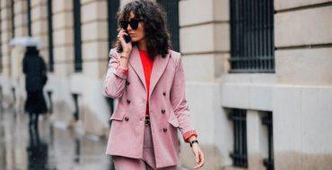 Модный женский пиджак - с чем носить