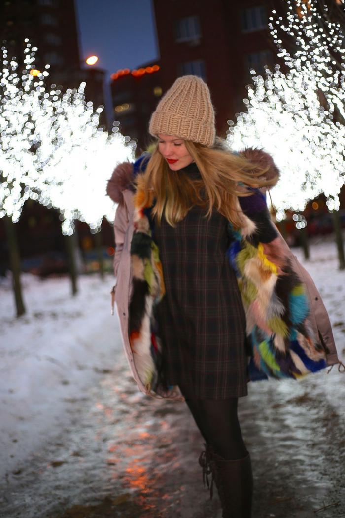 С чем носят женские парки? Модные осенние и зимние луки сезона 2018-2019