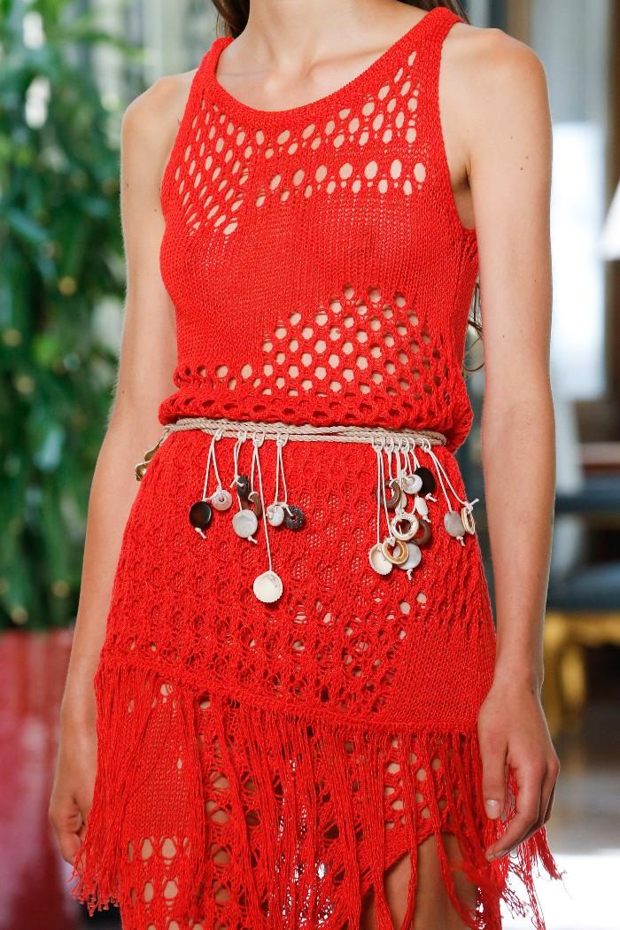 Модное платье 2019 весна-лето Altuzarra