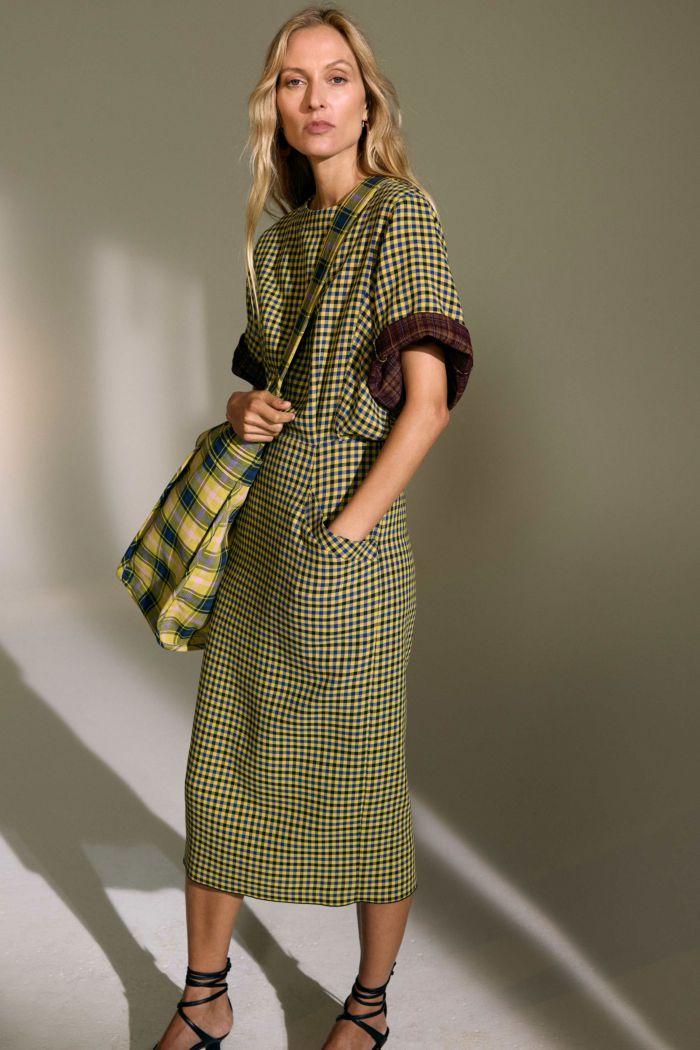Модное платье 2019 весна-лето Derek Lam