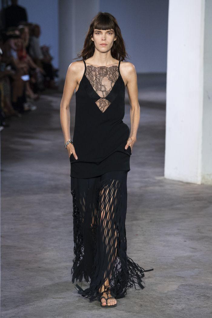 Модные тренды в одежде 2019 года
