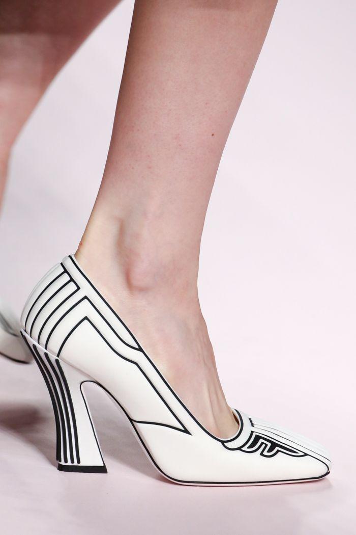 Модные цвета женской обуви 2019 года