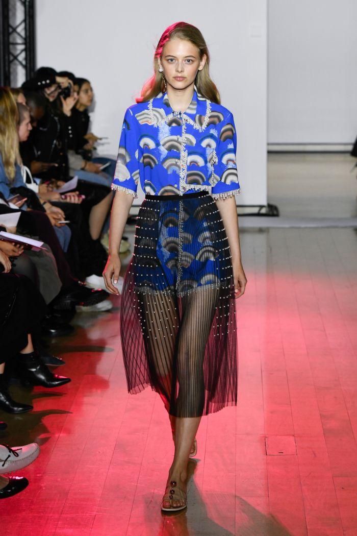 Модный тренд в одежде 2019 года