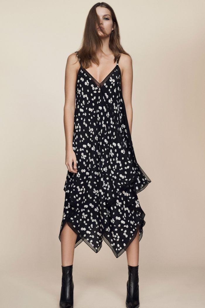 Модное платье 2019 весна-лето Jason Wu