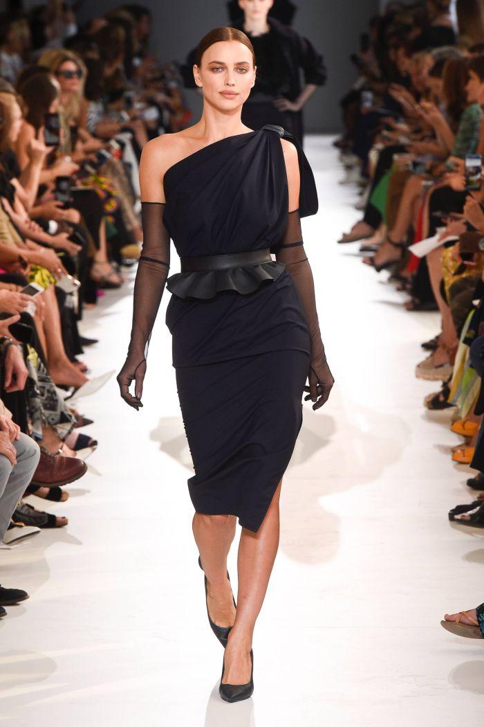 Модное платье 2019 весна-лето Max Mara