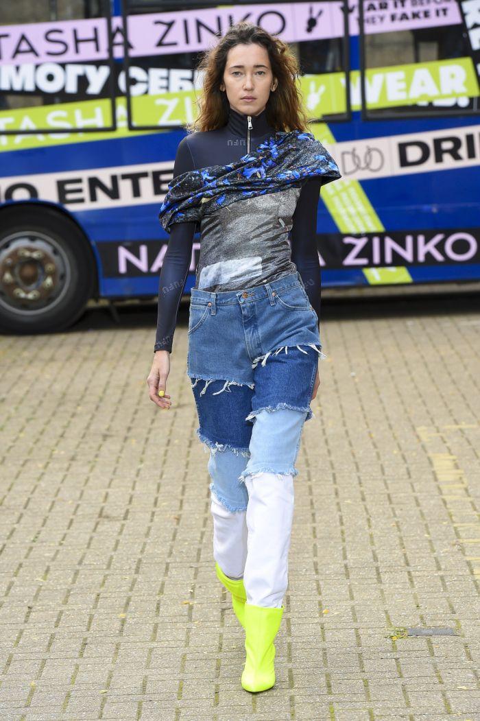 Модная джинсовая одежда. Тренды 2019 года