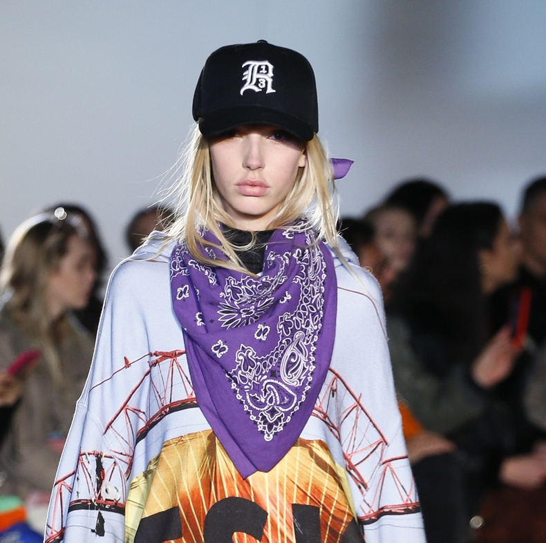 Модные женские головные уборы 2019 года. R13