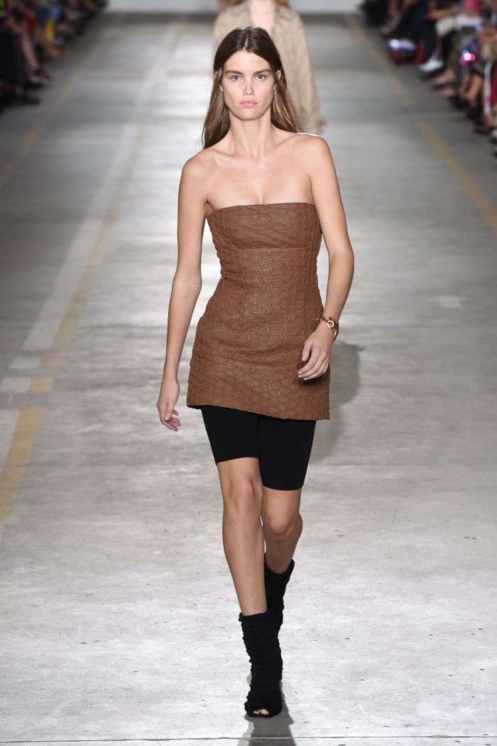 Модное платье 2019 весна-лето Roberto Cavalli