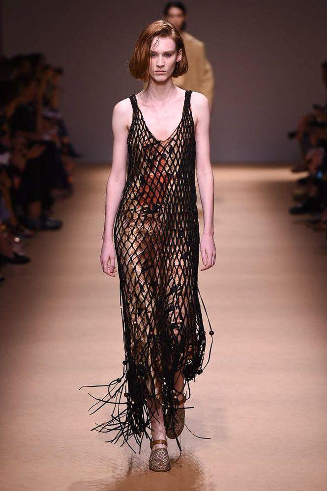 Модное платье 2019 весна-лето Salvatore Ferragamo