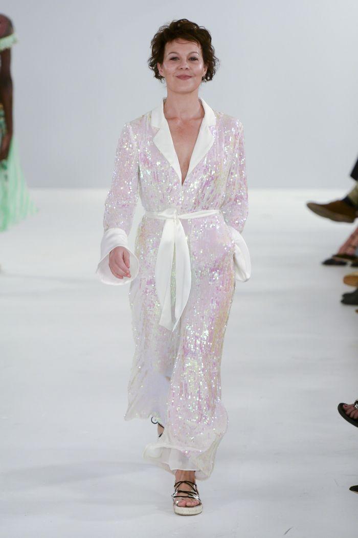 Модное платье 2019 весна-лето Temperley London