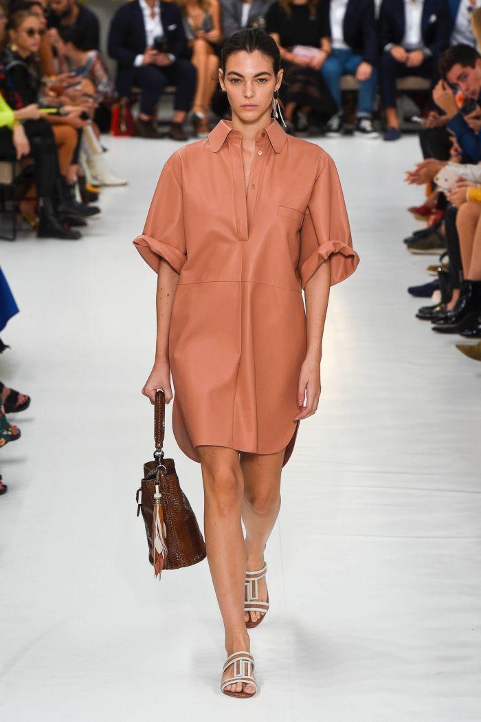 Модное платье 2019 весна-лето Tod's
