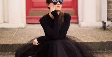 Модная юбка из фатина: с чем носить
