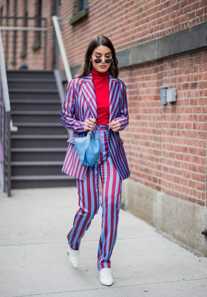 С чем носить женский пиджак в сезоне весна-лето