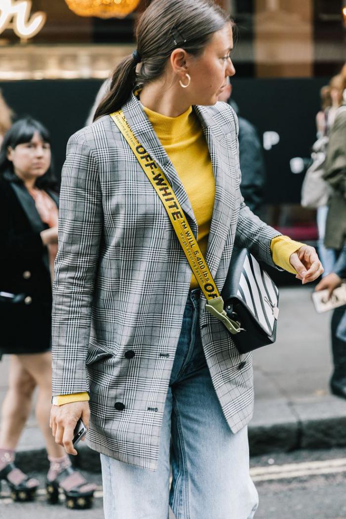 С чем носить пиджак: модные решения нового сезона 2019