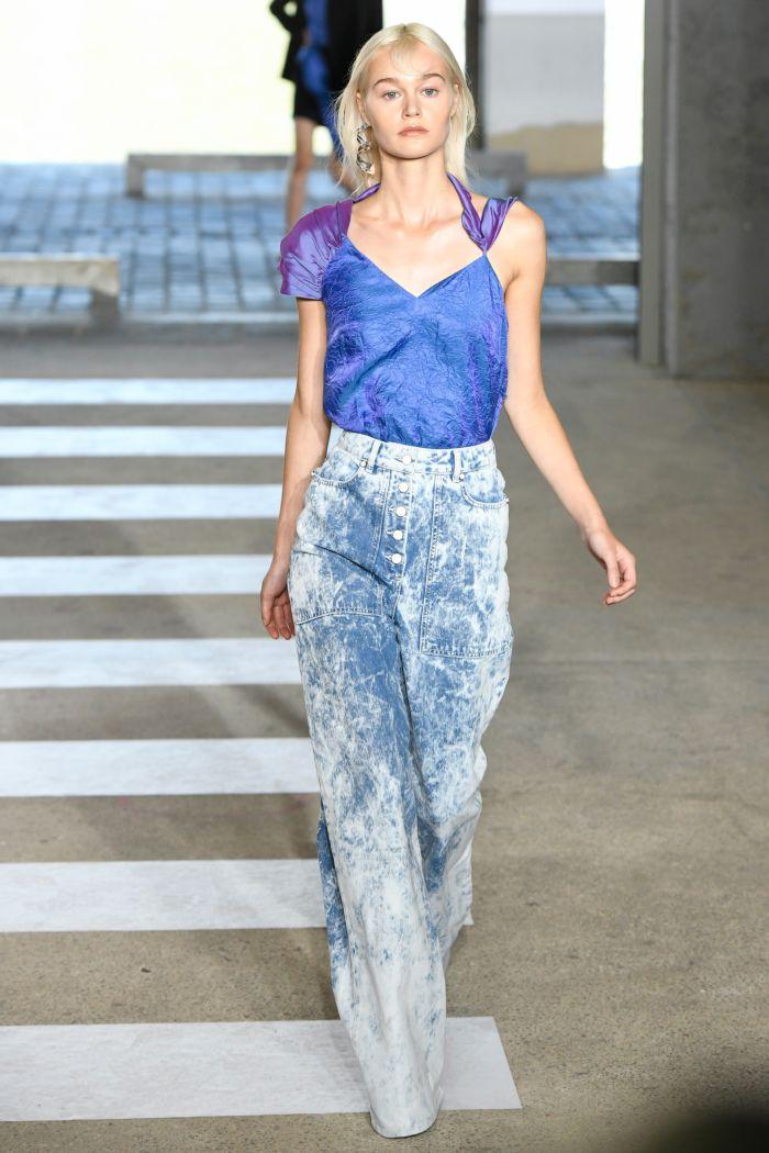 Модные джинсы 2019.. Коллекция Aalto