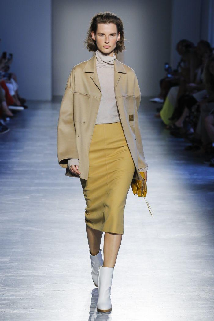 Модная юбка Agnona