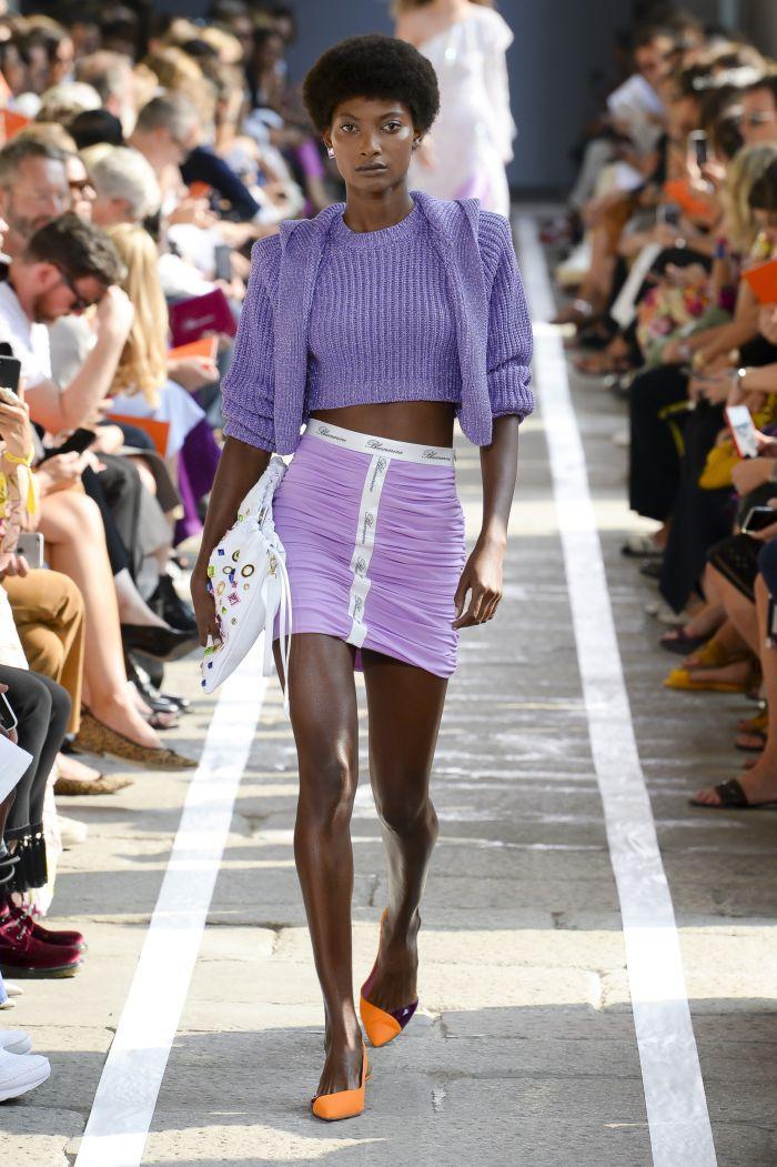 Модные юбки Blumarine
