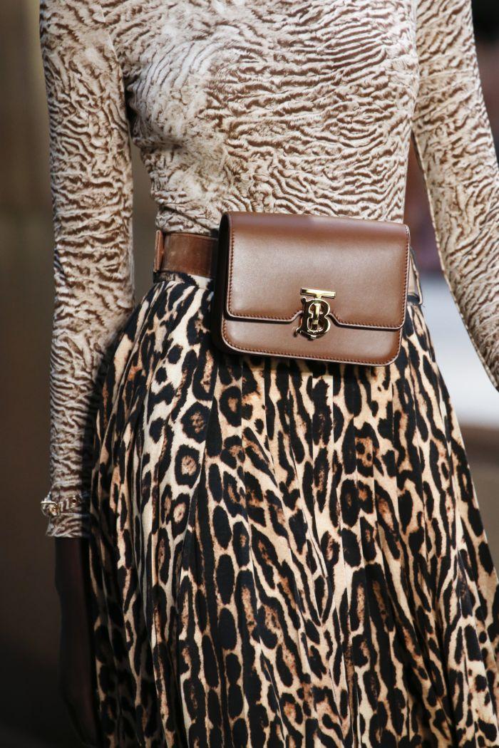 Модная женская сумка 2019 из коллекции Burberry